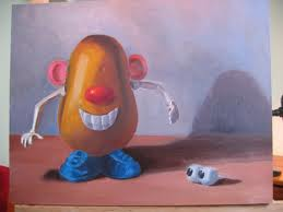 Mr. Potatohead on SMC (L)