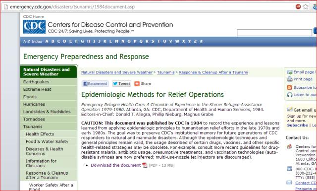 CDC Don't use multi-dose nozzle jet injectors