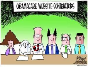 Obamacare subcontractors