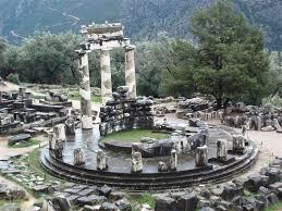 3rd Century B.C VA Regional Office (#222 Delphi, Greece)