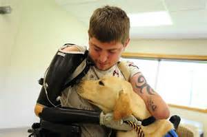 Sgt. John Peck-deserving of more than a can grabber.