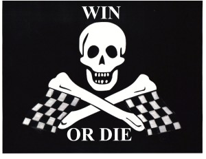Win Or Die Logo