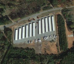 Newnan, Georgia Intake Center--the 59th RO