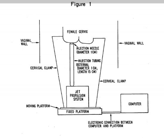 patent jet gun