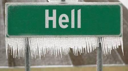 freezing Hell