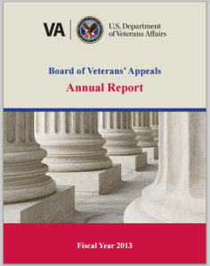 BVA cover Annual Report
