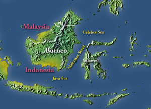 """Makassar"". Licensed under CC BY 3.0 via Wikipedia - https://en.wikipedia.org/wiki/File:Makassar.png#/media/File:Makassar.png"