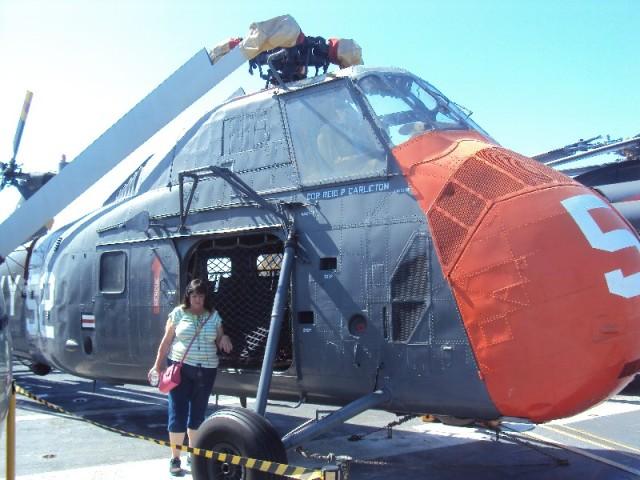 H-34 chopper just like AirAm's