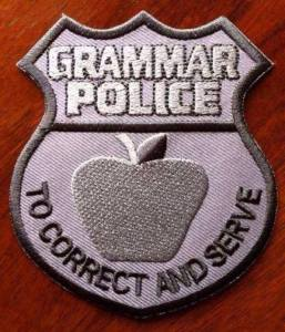 word police